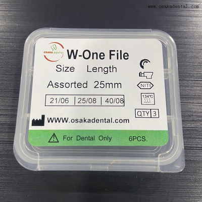 Fichier Dental Protaper Wave One Normal Niti Files